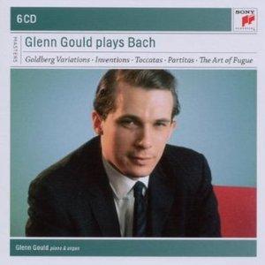 Glenn Gould Plays Bach - Sony Classical Masters