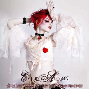 Emilie Autumn - Girls Just Wanna Have Fun & Bohemian Rhapsody (EP) - Zortam Music