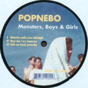 Monsters, Boys + Girls