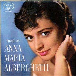 Anna Maria Alberghetti Sings For You