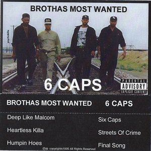 Avatar for Brothas Most Wanted