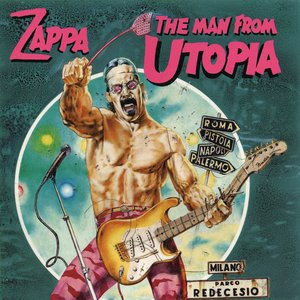 Image for 'The Man From Utopia'