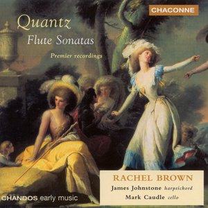 Image for 'Quantz: Flute Sonatas'