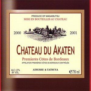 Chateau Du Akaten
