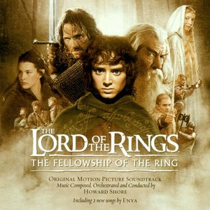"Music from Lord of the Rings ""The Fellowship of the ring"""