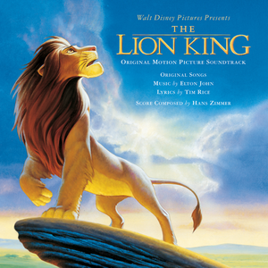 Poster for The Lion King by Various Artists