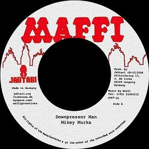 Downpressor Man