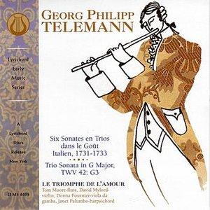 Telemann: Six Sonates en Trois dans le Gout