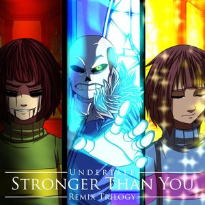 Stronger Than You Trilogy
