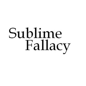 Аватар для sublime fallacy