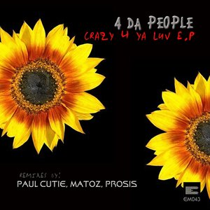 Crazy 4 Ya Luv EP