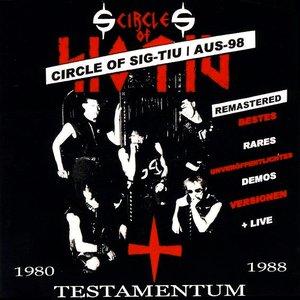 Testamentum 1980-1988