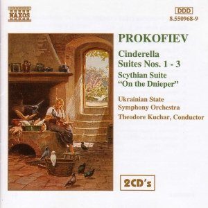 PROKOFIEV: Cinderella Suites / Scythian Suite