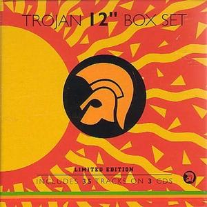 "Trojan 12"" Box Set"