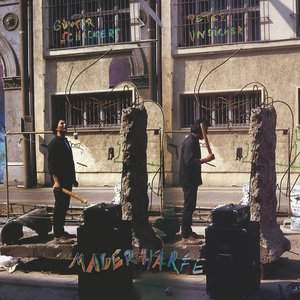 Mauerharfe (Field recordings from 1990 featuring the Berlin Wall)