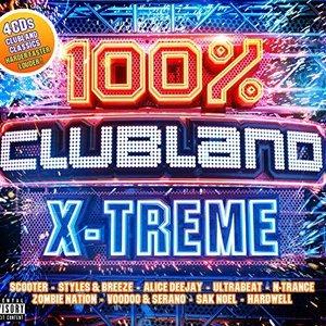 100% Clubland X-Treme