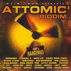 Attomic Riddim (100% Dancehall)