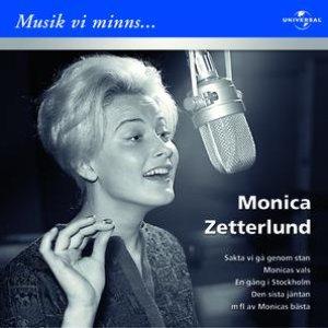 Monica Zetterlund/Musik vi minns