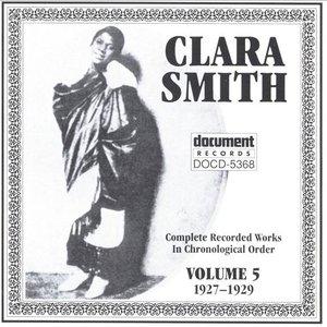 Clara Smith Vol. 5 (1927-1929)