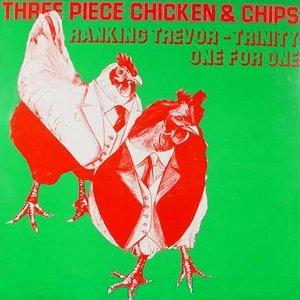 Three Piece Chicken & Chips