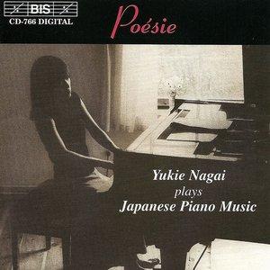 NAGAI, Yukie: Japanese Piano Music