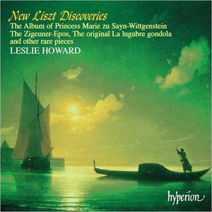Liszt: New Discoveries, Vol. 1