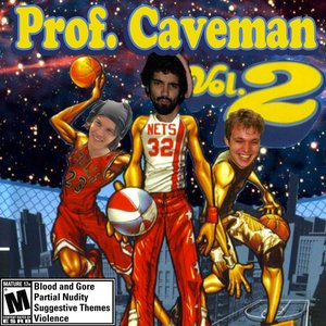Professor Caveman Vol. 2 - EP
