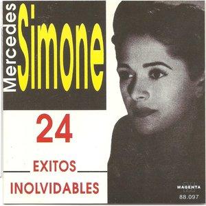 Mercedes Simone - 24 Exitos inolvidables -