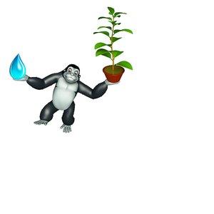 Avatar for Mister Water Wet & Monkey20
