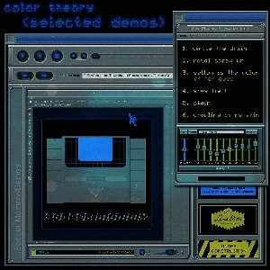 color theory (selected demos)