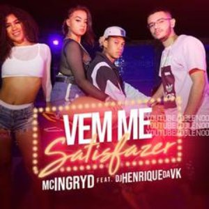 Vem Me Satisfazer (feat. DJ Henrique da VK) - Single