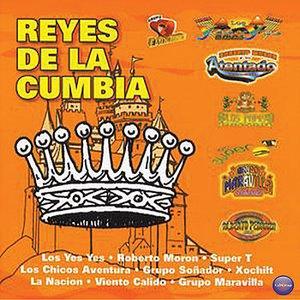 Reyes De La Cumbia