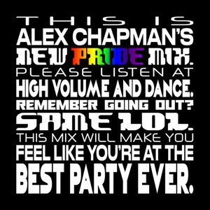 Alex Chapman: Pride 2020