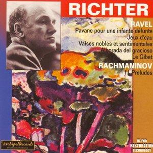 Ravel & Rachmaninov : Preludes