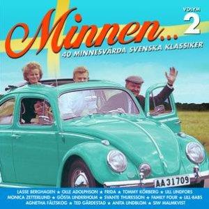 Minnen 2 ... 40 minnesvärda svenska klassiker