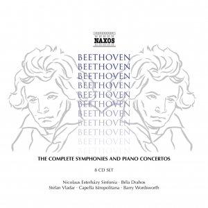 Image for 'BEETHOVEN: Complete Symphonies and Piano Concertos'