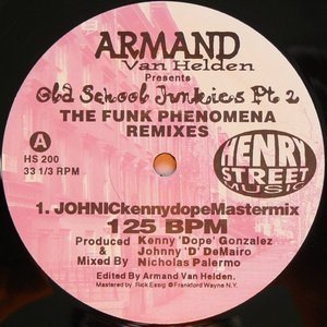 The Funk Phenomena (Remixes)
