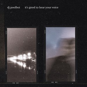 it's good to hear your voice