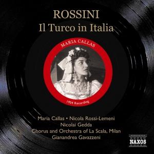 ROSSINI: Il Turco in Italia (Callas, Rossi-Lemeni, Gavazzeni) (1954)