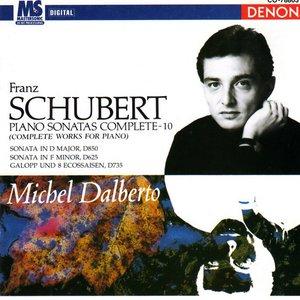 Franz Schubert: Complete Piano Works Vol. 10