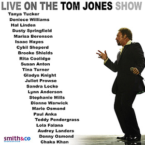 Live On The Tom Jones Show