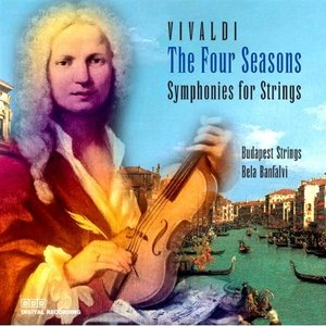 Four Seasons - Symphonies For Strings