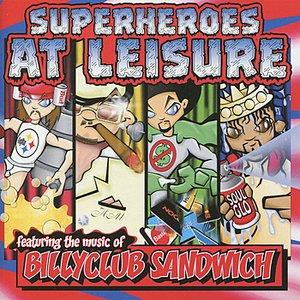 Superheroes At Leisure