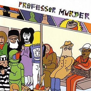 Image for 'Professor Murder Rides The Subway'