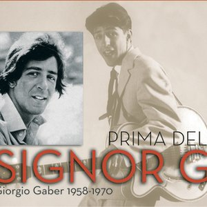 Prima Del Signor G - Giorgio Gaber 1958 - 1970