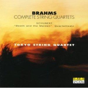 Brahms: Complete String Quartets