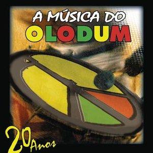 A Música Do Olodum - 20 Anos