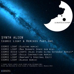 Cosmic Light & Remixes Part.One