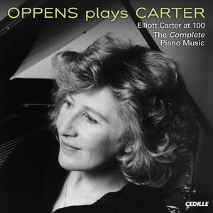 Carter, E.: Piano Music (Complete)