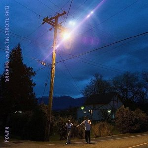 drinking under the streetlights